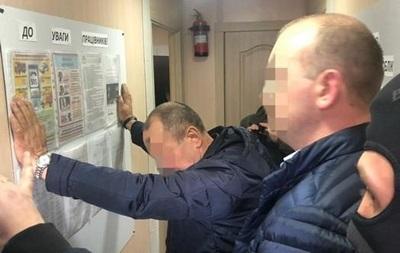 Во Львове чиновник вымогал 4,7 млн гривен – СБУ