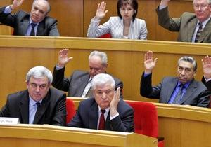 Правящий альянс Молдовы требует отменить указ о Дне советской оккупации