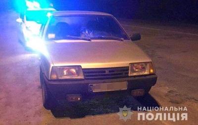 В Винницкой области полиция со стрельбой задержала пьяного водителя