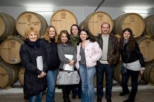 Поляна  открывает новое качество украинского авторского вина