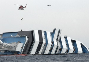 На борту Costa Concordia осталось около шести тысяч произведений искусства