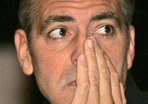 Возле виллы Джорджа Клуни нашли взрывчатку