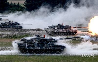 У Латвії почалися масштабні навчання НАТО