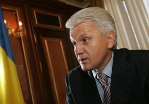 Литвин: Выборы - это борьба за землю
