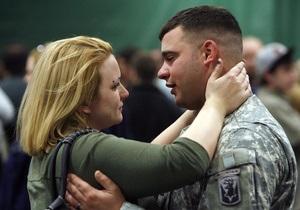 16 тысяч американских военных получили уведомления об отправке в Афганистан