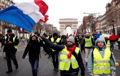 Желтые жилеты готовят новую волну протестов