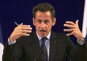 Саркози считает, что в мире проводится слишком много саммитов