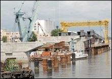 По новому мосту через Гавань открыто движение