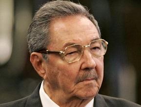 В январе Россию посетит Рауль Кастро