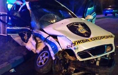 У Львові потрапило в ДТП авто охоронної фірми: є жертви