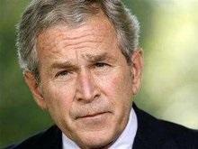 Буш и лидер Палестины обсудят ситуацию на Ближнем Востоке