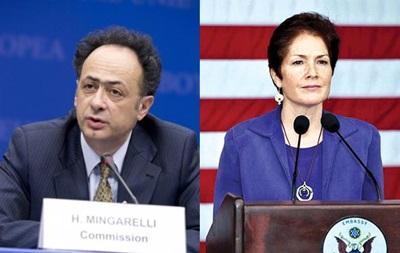 США и ЕС сделали заявление перед вторым туром выборов