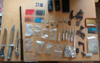 У Харкові затримали наркозакладачів