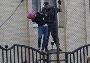 Инцидент в посольстве Турции: суд оштрафовал сторонницу Pussy Riot на 500 рублей
