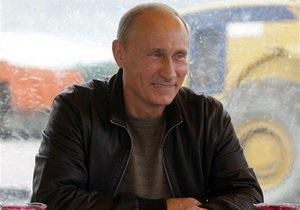 Путин: Разговоры о том, что я руковожу страной, полная болтовня