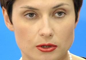 Ванникова раскритиковала заявление Чорновила о причастности  людей Ющенко  к смерти его отца