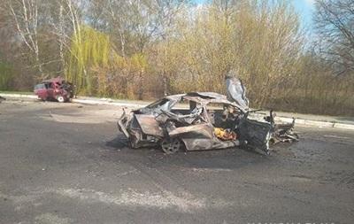 ДТП на Сумщині: четверо загинули, один вижив