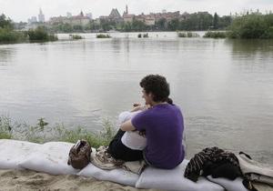 Наводнения в Европе: Варшаву может затопить через несколько часов
