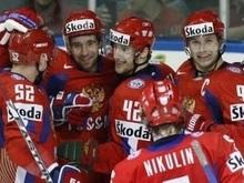ЧМ-2008: Россия вышла в полуфинал