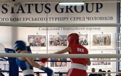 Статус Групп спонсор проведения Международного боксерского матча среди юношей