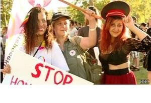 Гей-парад в Иерусалиме: политики все больше