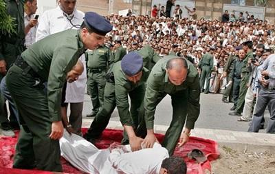 У Саудівській Аравії стратили 37 осіб, звинувачених у тероризмі