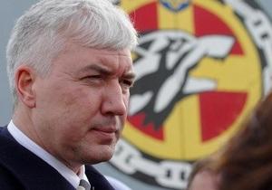 Вертолет с министром обороны Украины на борту совершил аварийную посадку