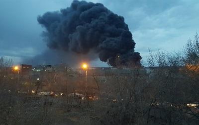 У Росії горить завод з виробництва ракет