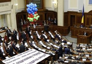 Регионалы пообещали учесть требования митингующих против принятия Налогового кодекса