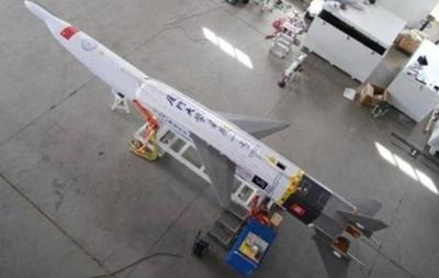 Китай випробував багаторазову гіперзвукову ракету