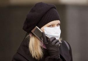 КГГА: Ситуация с заболеваемостью гриппом в Киеве контролируемая