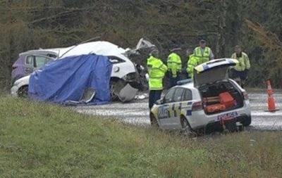 У Новій Зеландії в ДТП загинули вісім осіб