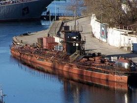 ВМФ РФ обеспечит работу единственной украинской подлодки