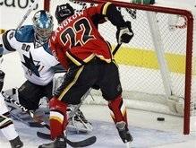NHL: Огненный камбэк в Калгари