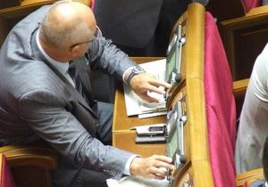 Польские депутаты высмеяли украинских парламентариев