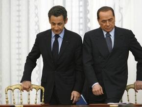 Берлускони: Западу нужны США, но ему нужна и Россия