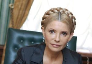 Тимошенко сообщила об угрозах в свой адрес: Неизвестный заявил, что я буду харкать кровью