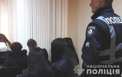 У центрі Одеси поліція затримала 23 повії