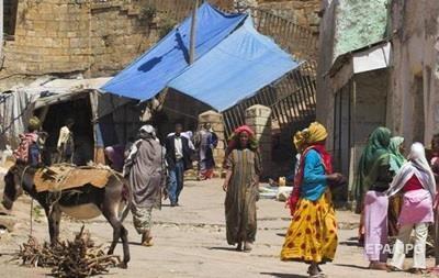 Десятки людей загинули в етнічних зіткненнях в Ефіопії