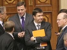 ПР ведет переговоры о широкой коалиции, БЮТ и НУ-НС все отрицают