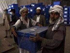 Второй тур выборов в Афганистане может не состояться