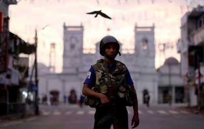 Зі Шрі-Ланки вислали понад 600 іноземців