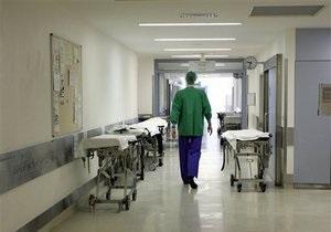Киевский врач вывез из поликлиники и оставил за городом пациентов. Одна женщина умерла от переохлаждения