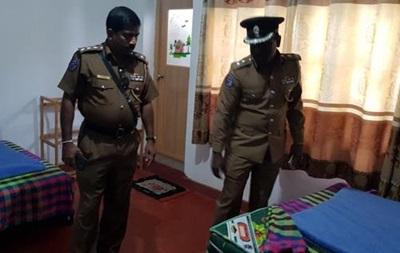 На Шрі-Ланці виявили тренувальну базу терористів