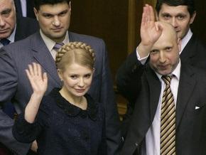 Дело: Турчинов возглавит предвыборный штаб Тимошенко
