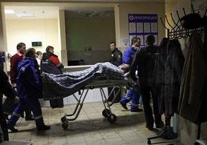 Все погибшие в результате теракта в Домодедово опознаны