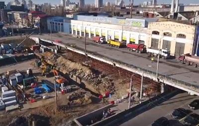 КМДА назвала дату знесення цеху заводу Більшовик заради Шулявського моста