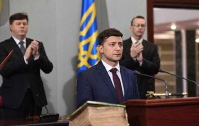 На инаугурации Зеленского будет делегация из США