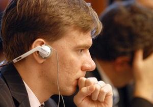 В МИД Украины заявили, что в инциденте с Нико Ланге поставлена точка