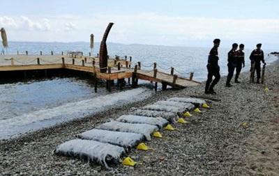 У Туреччині з моря виловили півтори тонни марихуани